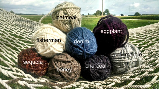 Home Yarn Samples