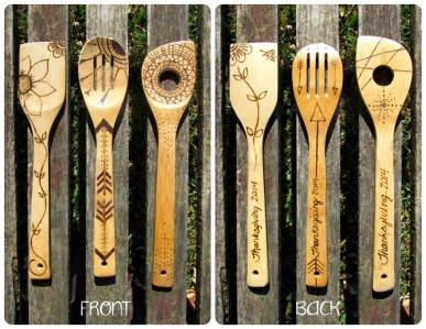 Spoons. Bundle 1